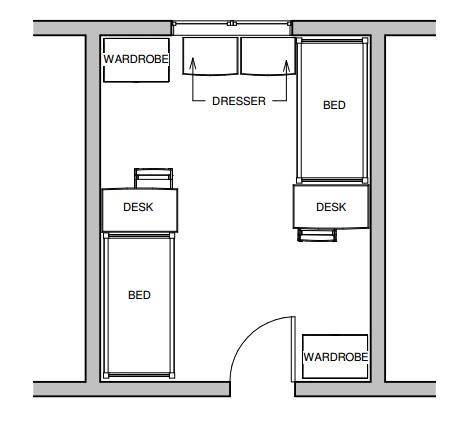 Cost Of Apartments: Marymount University