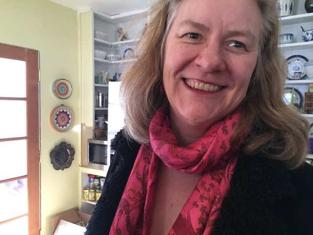 Poet Sarah Browning to Read at Marymount March 14