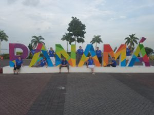 ED students in Panama