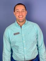 Benjamin Blue – Senior Admissions Counselor