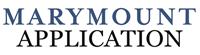 Marymount Application Logo Photo