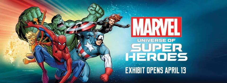Alumna helps curate MARVEL: UNIVERSE OF HEROES exhibit at The Franklin Institute