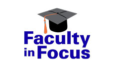 logo for Faculty in Focus