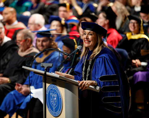 2019 Marymount University Commencement