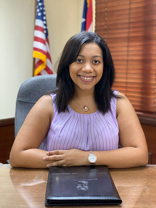 'Marymount really shaped me into who I am': 2019 graduate returns home to Puerto Rico in pursuit of international law career