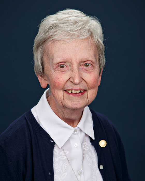 Sister Patricia Earl honored for service to Catholic education