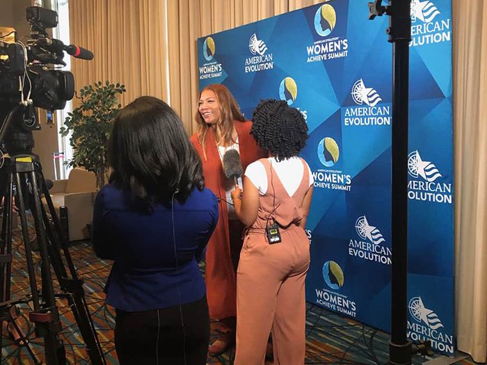 "RVAHub: <em>Queen Latifah in Richmond: A day of empowerment with a ""get out the vote"" message</em>"