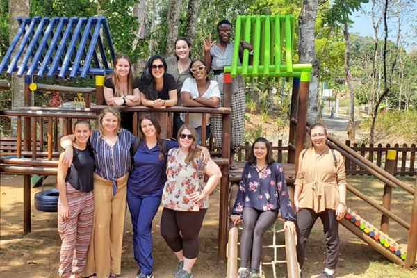 Interprofessional Education Course Supports School Community in Panama