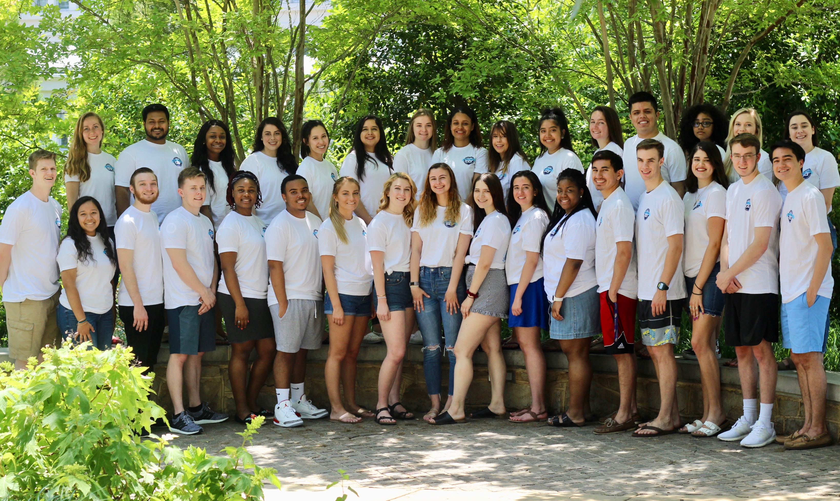 Orientation Leader Group Photo