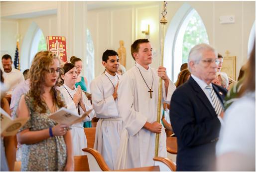 Liturgy Team