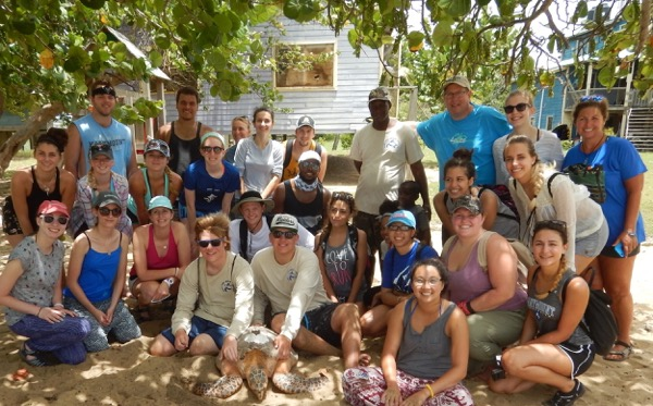 Dr. Todd Rimkus Reflects on Ten Years of Taking Students to Belize